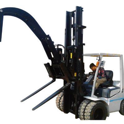 ჰიდრავლიკური Forklift მილების სამაგრი