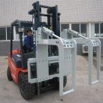ჰიდრავლიკური Forklift Attachments ჟურნალის მფლობელი