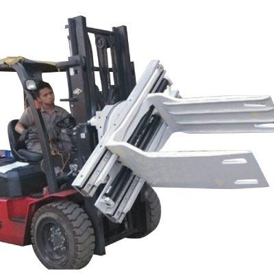 კლასი 3 Forklift Attachments ბამბის ბეილის სამაგრი 575-2150 მმ