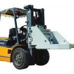 Forklift დამაგრების აგურის სამაგრი