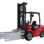 Forklift Attachments Pulp Bale დამჭერები