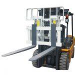 ჰიდრავლიკური მიმაგრება Hinged ჩანგლის Forklift