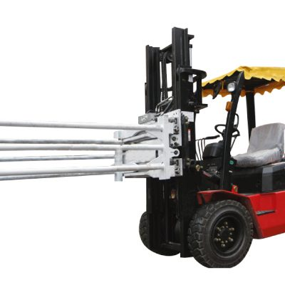 Forklift Attachment Forklift ქაფის დამჭერები
