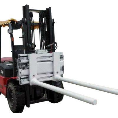 გვერდითი გადასვლის ბარიანი დამჭერები Forklift