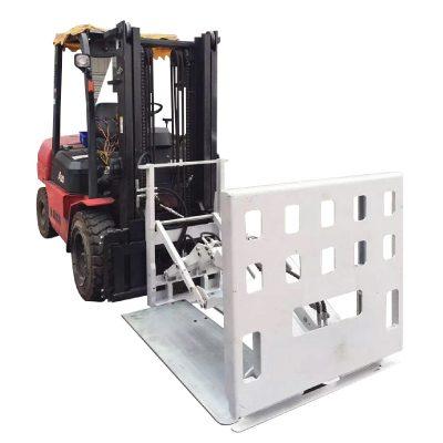 დააჭირეთ Forklift დანართი