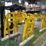 Forklift ბეტონის ბელის ტიპის კორპუსის გასაყიდი მაღალი ხარისხის