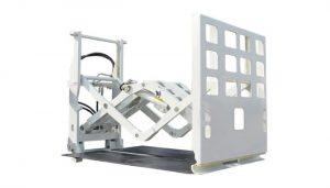 Forklift Push გაიყვანეთ ჩანგალი