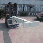 ჰიდრავლიკური Forklift Attachments მინის გამტარებელი