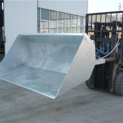 DB-H Forklift Bucket Attachment იყიდება