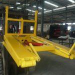 ჰიდრავლიკური Forklift ნაგვის ურნა