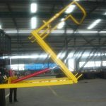 Bin Tipper Forklift Attachments