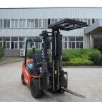 ჰიდრავლიკური Forklift დანართები დატვირთვის სტაბილიზატორები
